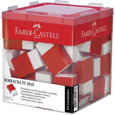 Borracha c/ cinta Max pequena OF/7024N Faber Castell CX 24 UN