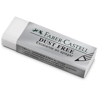 Borracha técnica Dust Free SM187129 Faber Castell BT 1 UN
