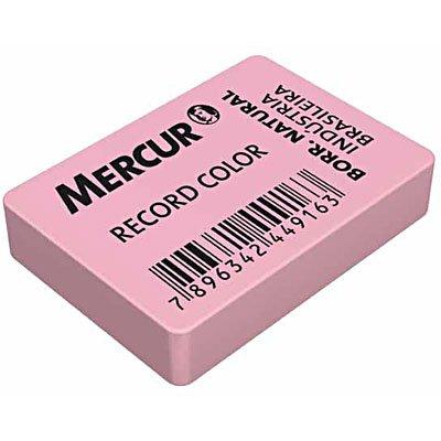Borracha colorida escolar Record 40 B01010301038 Mercur BT 3 UN