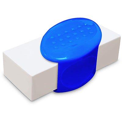 Borracha c/ cinta plástica azul 17103 Oval BT 1 UN