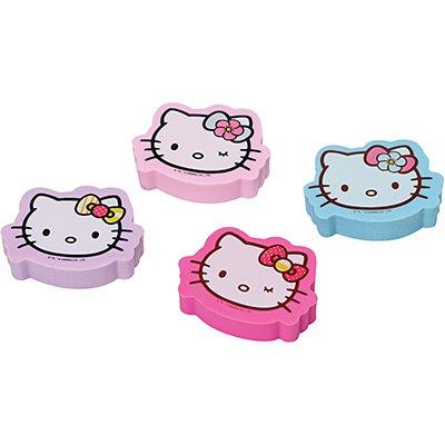 Borracha fantasia Hello Kitty sortido 21660 Molin BT 2 UN