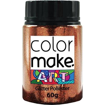 Glitter cobre 60g Colormake 7122 Yur PT 1 UN