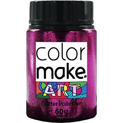 Glitter pink 60g Colormake 7128 Yur PT 1 UN