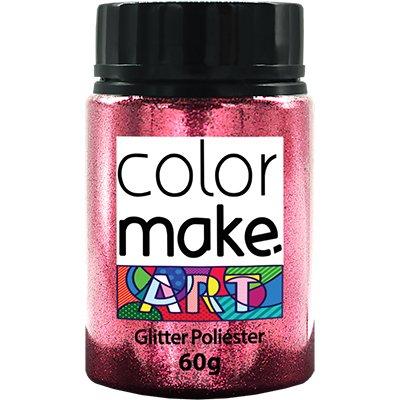 Glitter rosa 60g Colormake 7132 Yur PT 1 UN
