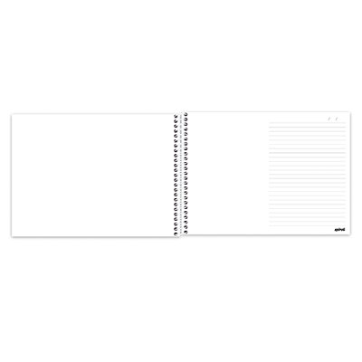 Caderno meia pauta capa dura 96 fls 19965 Spiral PT 1 UN