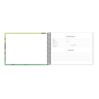 Caderno cartografia 96fls capa dura Titan Go 20966 Spiral Ttg PT 1 UN
