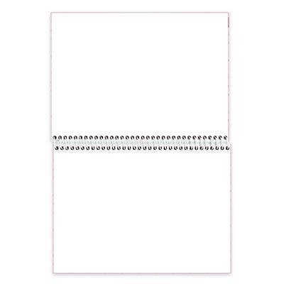 Caderno cartografia esp.superior 96fls Pop Pet 20962 Spiral Pop PT 1 UN