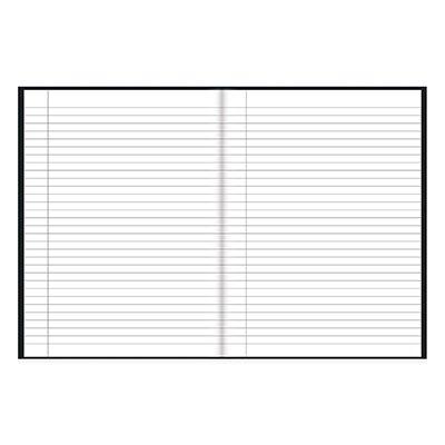 Caderno univ. capa dura costurado 96fl X BOX 20743 Spiral Xbox PT 1 UN