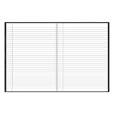 Caderno univ. capa dura costurado 96fl Lamborg. 20727 Spiral Lb PT 1 UN