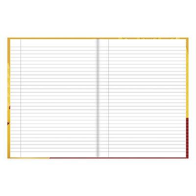 Caderno Universitário capa dura costurado 96fl Tsum Tsum 20722 Spiral Tsum PT 1 UN