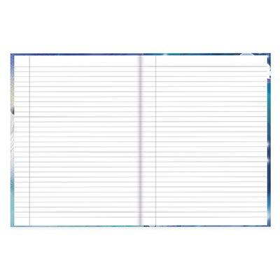 Caderno univ. capa dura costurado 96fl Abomináv 20708 Spiral Abo PT 1 UN