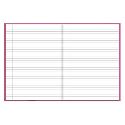 Caderno universitário capa dura brochura costurado 80 folhas Minions 212245 Spiral PT 1 UN