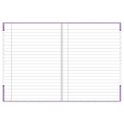 Caderno 1/4 capa dura costurado 48fls My Pet 20831 Spiral Pet PT 1 UN