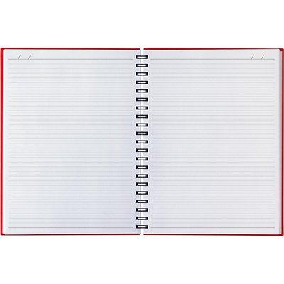 Caderno executivo 96fl 20,3x27,5cm Matra fucsia 62204-578 Pombo PT 1 UN