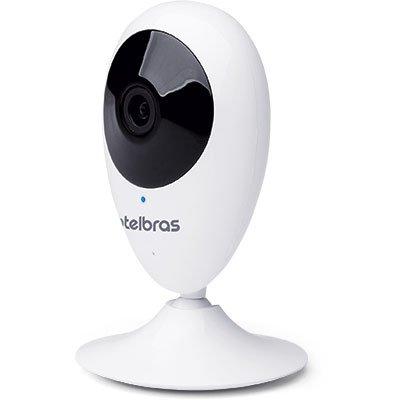 Câmera de Segurança HD IC3 111 graus Wi-Fi IP 4565249 Intelbras CX 1 UN