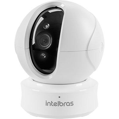 Câmera de Segurança Wifi IP  HD 360 graus IC 4 Intelbras CX 1 UN