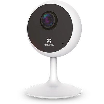 Câmera de Segurança IP Wi-Fi Full HD 1080p, com detecção de movimento, Integração Alexa/Google Home - C1C – Ezviz CX 1 UN