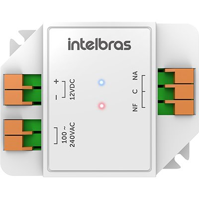 Vídeo porteiro wi-fi allo w3+ 4525004 Intelbras CX 1 UN