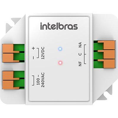 Porteiro eletrônico wi-fi allo w5+ 4525006 Intelbras CX 1 UN
