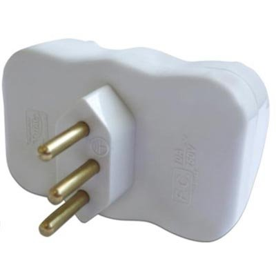 Benjamim c/3 saídas padrão branco Multi BT 1 UN