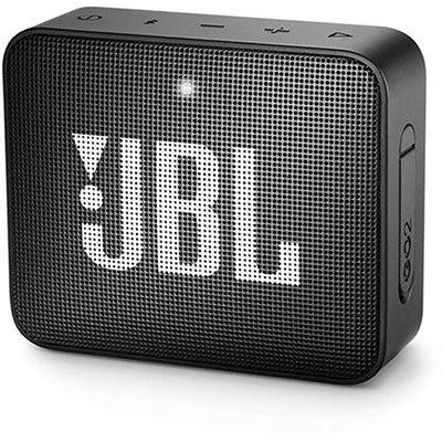Caixa de som recarregável 3w rms bluetooth preta GO2 Jbl CX 1 UN