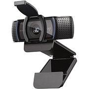Câmera WebCam Logitech Full HD C920S com microfone e proteção de privacidade Logitech CX 1 UN
