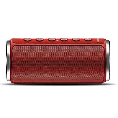 Caixa de som Bluetooth, 20w rms, Recarregável, Vermelha, 7385, Mondial - CX 1 UN