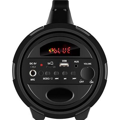 Caixa de som recarregável 50w rms bluetooth MCO-11 Mk Eletrodomesticos CX 1 UN