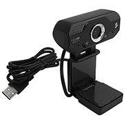 Câmera webcam Full HD 1080p 30FPS 015-0075  PT 1 UN