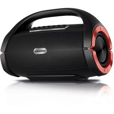 Caixa de som Monster Sound Speaker bivolt SK-06 Mk Eletrodomesticos CX 1 UN