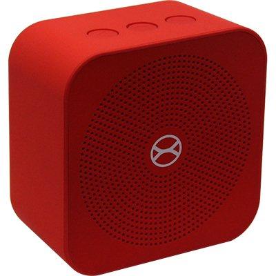 Caixa de som Recarregável 5w bluetoothpocket vermelho 160124 Xtrax CX 1 UN