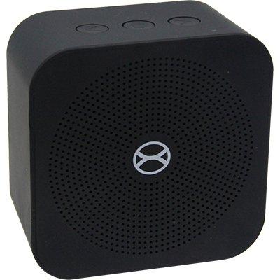 Caixa de som Recarregável 5w bluetoothpocket preto 160123 Xtrax CX 1 UN