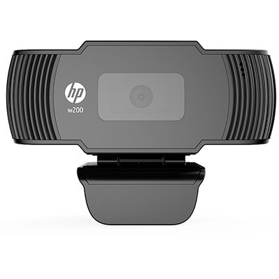 Câmera webcam HD 720p   W200 HP CX 1 UN