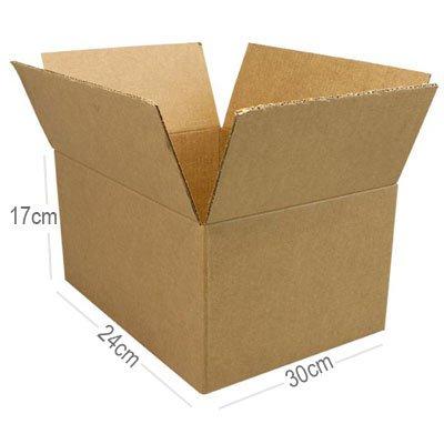 Caixa papelão transporte/mudança C30xL24xA17 Westrock PT 1 UN