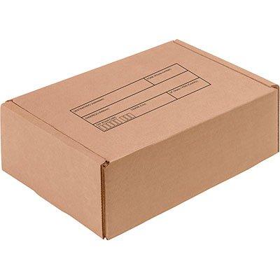 Caixa p/correspondência papelão C21xL14,1xA8,1 kraft Westrock PT 1 UN