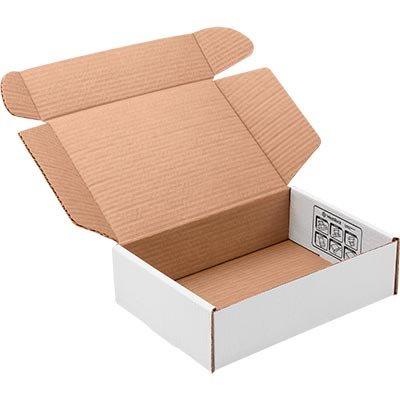 Caixa p/correspondência papelão C15,7xL11,6xA6,6 bc Westrock PT 1 UN