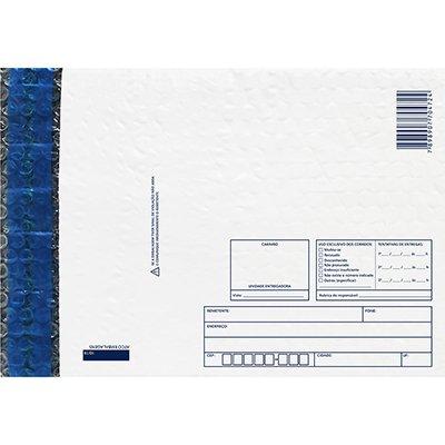 Envelope plástico de segurança 270x360 bolha adesivo 240214 Atco UN 1 UN