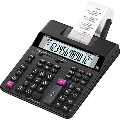 Calculadora de mesa c/bobina 12 digitos HR150RCBDC Casio Brasil CX 1 UN