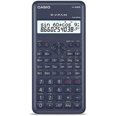Calculadora científica 2nd Edition FX-82MS-2- Casio BT 1 UN