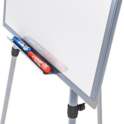Cavalete flip-chart c/quadro branco magnético 9451 Stalo CX 1 UN