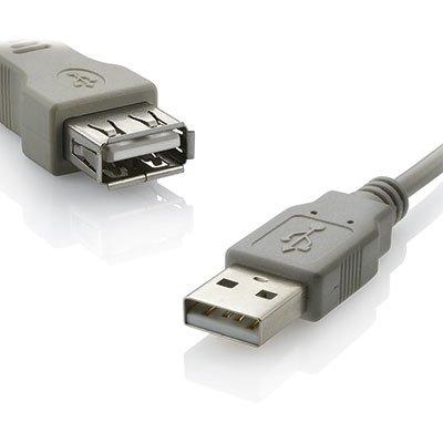 Cabo extensor USB c/ 1.8m WI026 Multilaser BT 1 UN