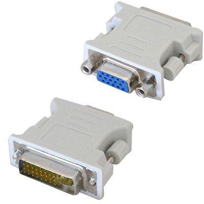 Adaptador de video DVI-I para VGA F24 Md9 PT 1 UN