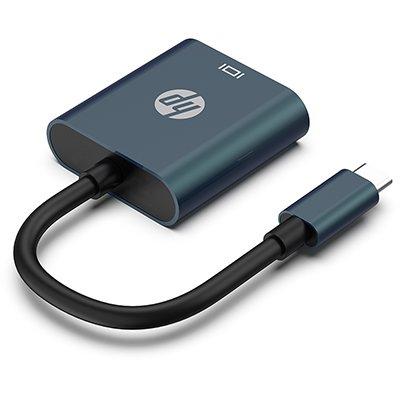 Adaptador de vídeo Tipo-C para HDMi, DHC-CT202, 8TH72AA, HP CX 1 UN