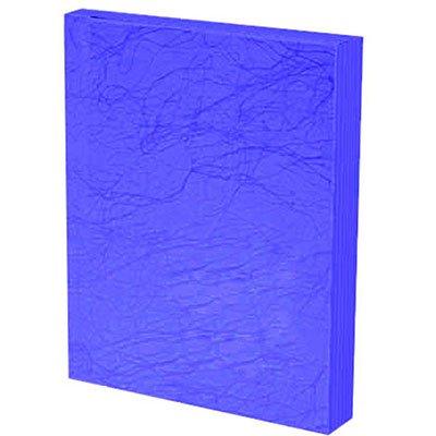 Capa p/encadernação PP 0,30 A4 azul royal Plaspiral PT 50 UN