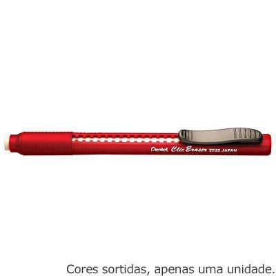 Caneta Borracha Click Eraser, SM-ZE22-A6 - Pentel BT 1 UN