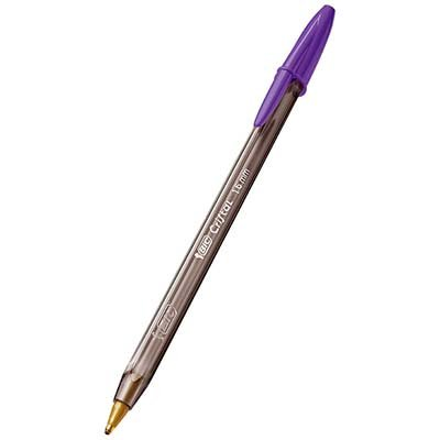 Caneta esferográfica 1.6mm Intenso Fashion 930187 Bic BT 1 UN