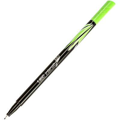 Caneta hidrográfica verde claro 0,4mm Intensity 930200 Bic UN 1 UN