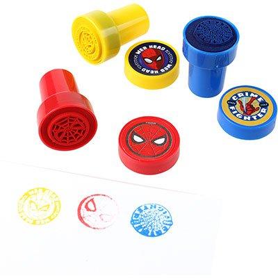 Carimbo autoentintado Spiderman DYP-241 Etipel BT 3 UN