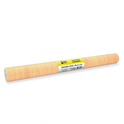Plástico autoadesivo natural 45cmx2m M007-1 Stick Fix PT 1 RL