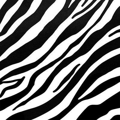 Plástico autoadesivo zebra 45cmx2m 5426 Stick Fix PT 1 RL